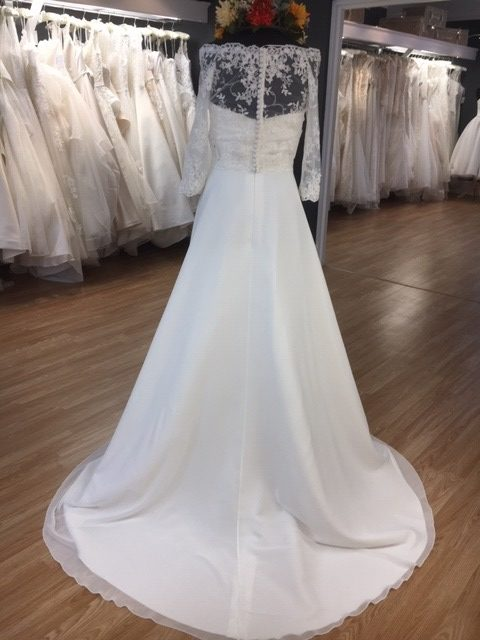 Image 1 of Amore Brides Sunderland Gowns to go. Maisie, size 12, £490